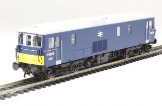 Dapol 4D-006-005 Class 73 'E6039' Early Blue Double Arrow Logo